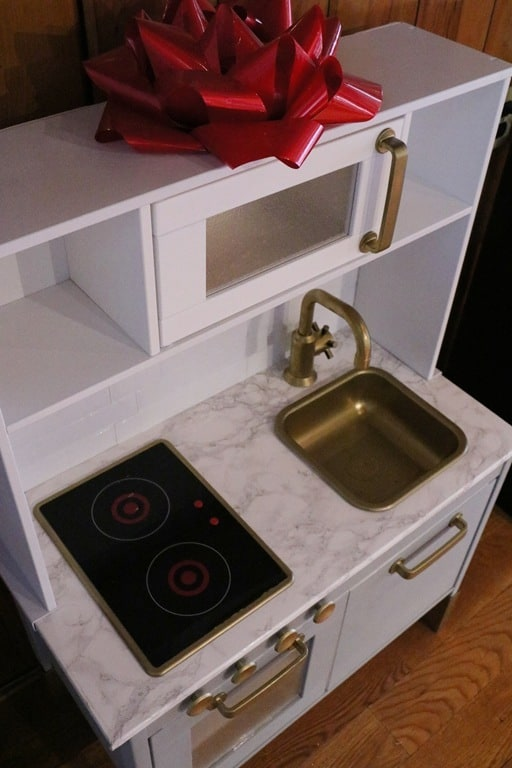 play kitchen ikea appliance reviews handmade holiday: hack | ahrens at home