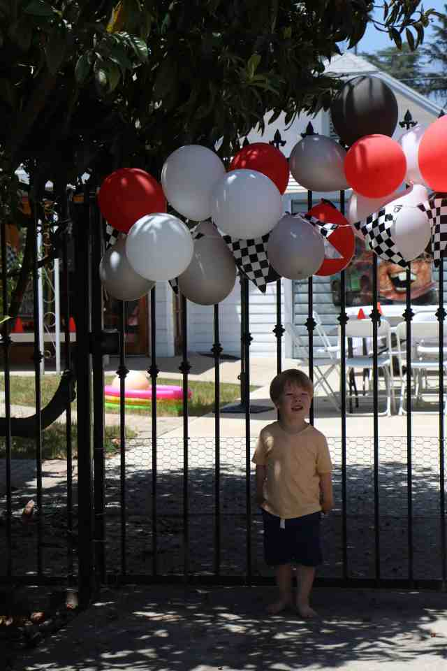 Hudson Turns 4|Ahrens at Home