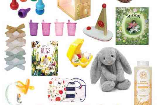 Holiday love archives ahrens at home 25 ideas for filling your toddler and baby easter baskets sweets free negle Images