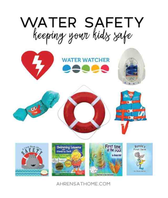 Water Safety, keeping your kids safe|Ahrens at Home
