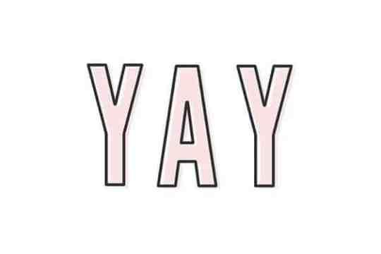 FRI-YAY!