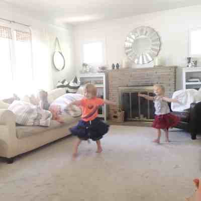 Tutu Fun|Ahrens at Home