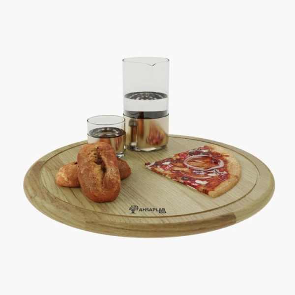 Kestana Pizza Tabağı