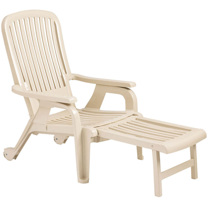 pull out chairs jonathan adler chair grosfillex bahia stacking deck w footrest sandstone home lounge 10 per case price