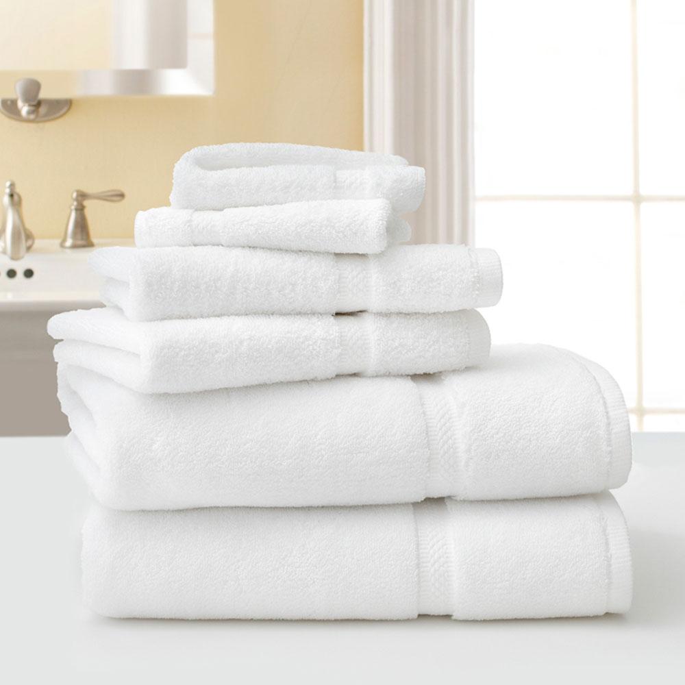 Martex Five Star Hotel Collection Bath Towels 30x56 100