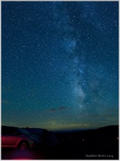 Almost Heaven Star Party 2014 - Milky Way in the Southern Sky (Sagittarius & Scorpius)