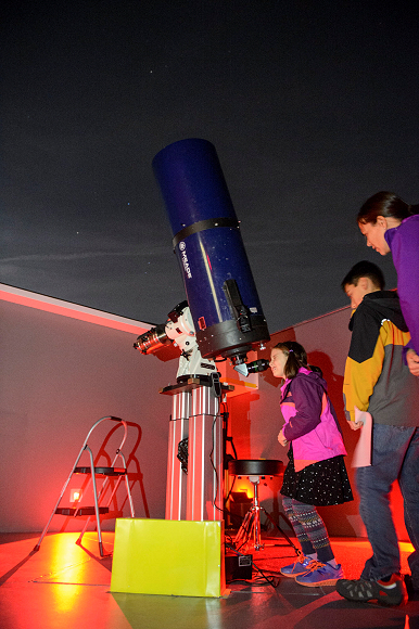 """Sunday Afternoon: """"The Observatory at Turner Farm, Great Falls, VA:  History and Status"""" @ Main Yurt 