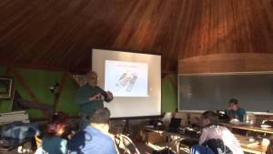 """Monday Evening: """"Filters to improve visual and photo astronomy"""" @ Main Yurt & Tent 