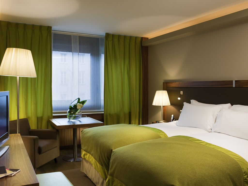 Hotel de luxe LYON  Sofitel Lyon Bellecour