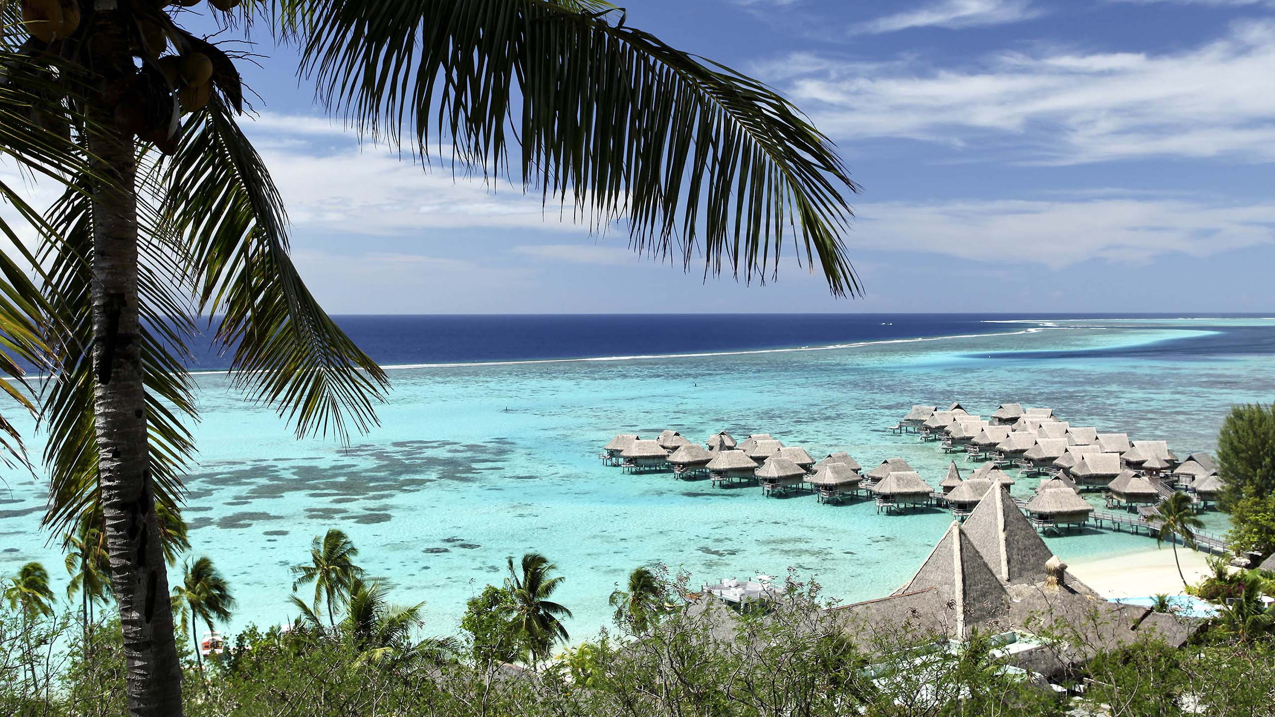 Hotel di Lusso a MAHAREPA  Sofitel Moorea Ia Ora Beach Resort
