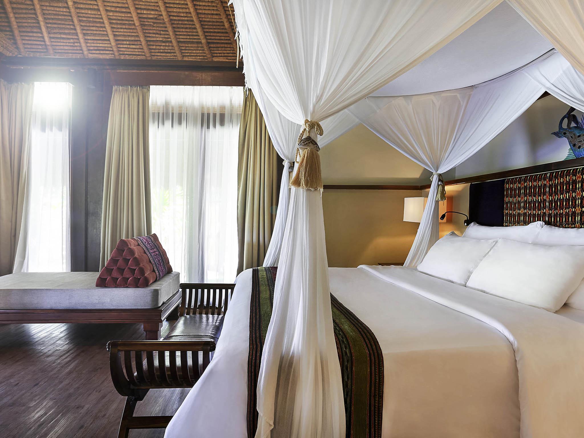 Rooms - Novotel Lombok Resort & Villas