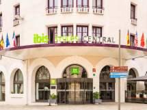 Tel Dijon - Ibis Styles Central