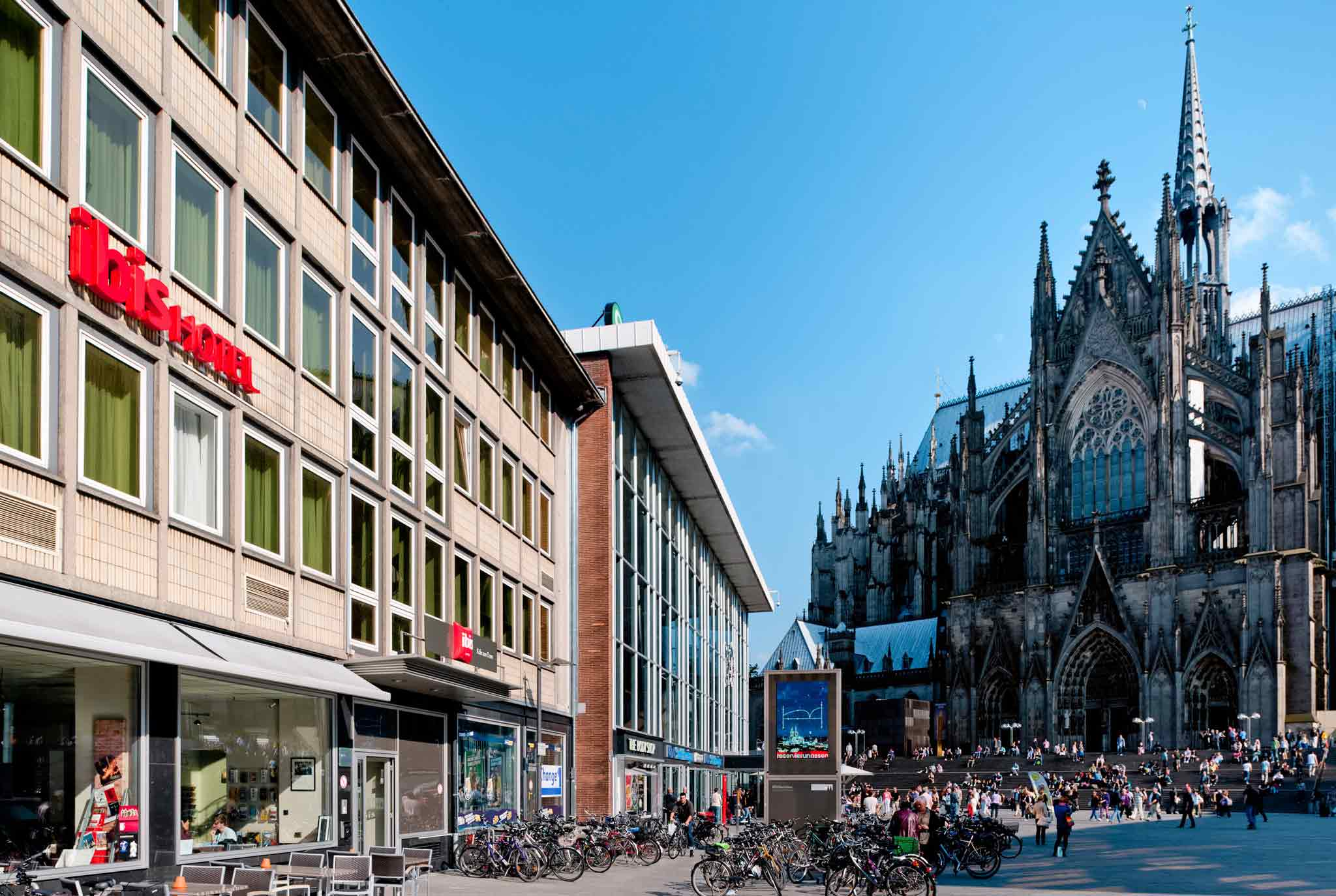 Cheap Hotel Koln Am Dom Ibis Accor