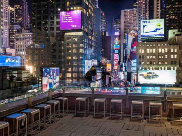 Hotel In York City - Novotel Times Square