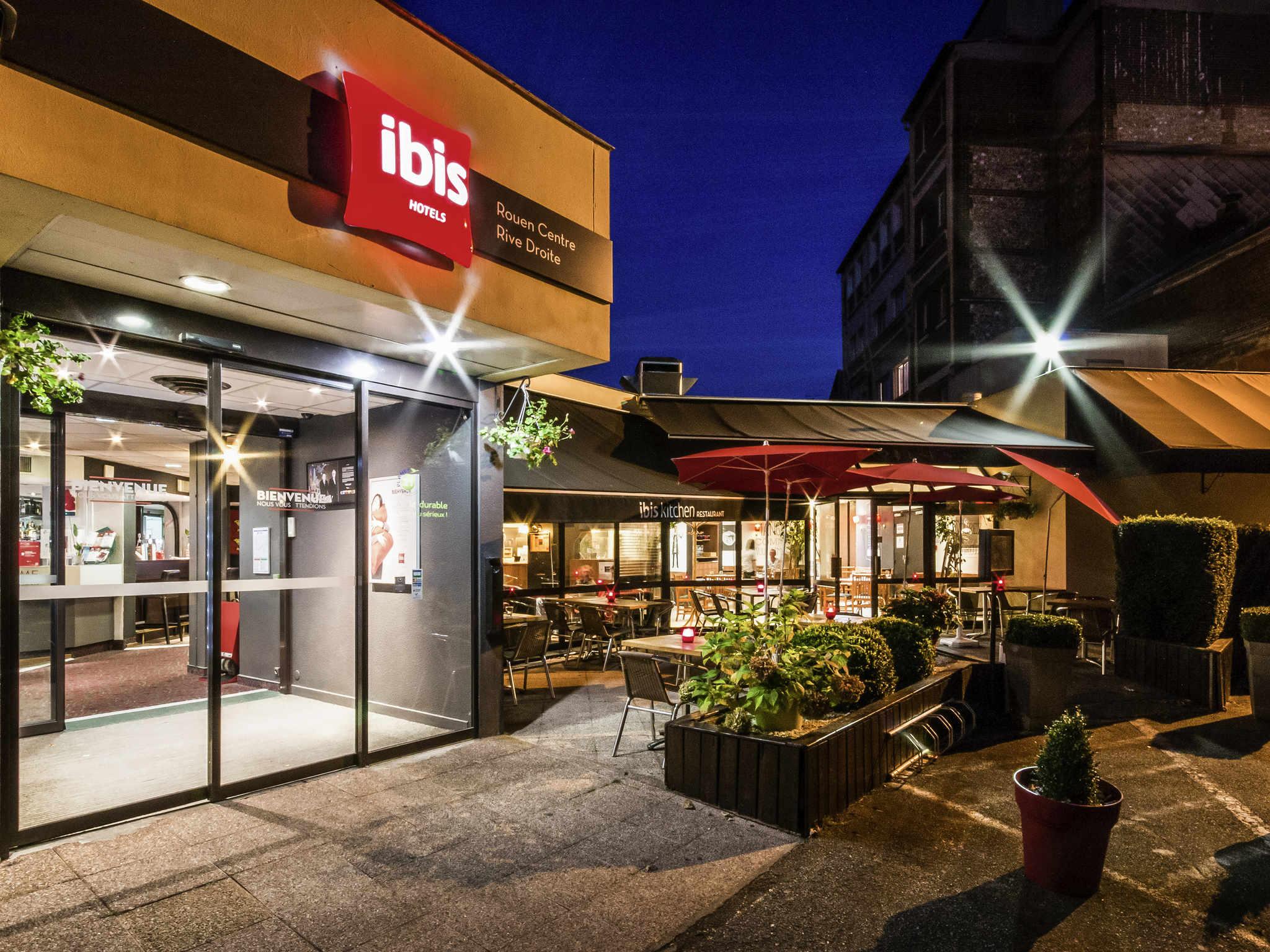 Hotel In Rouen - Ibis Centre Rive Droite