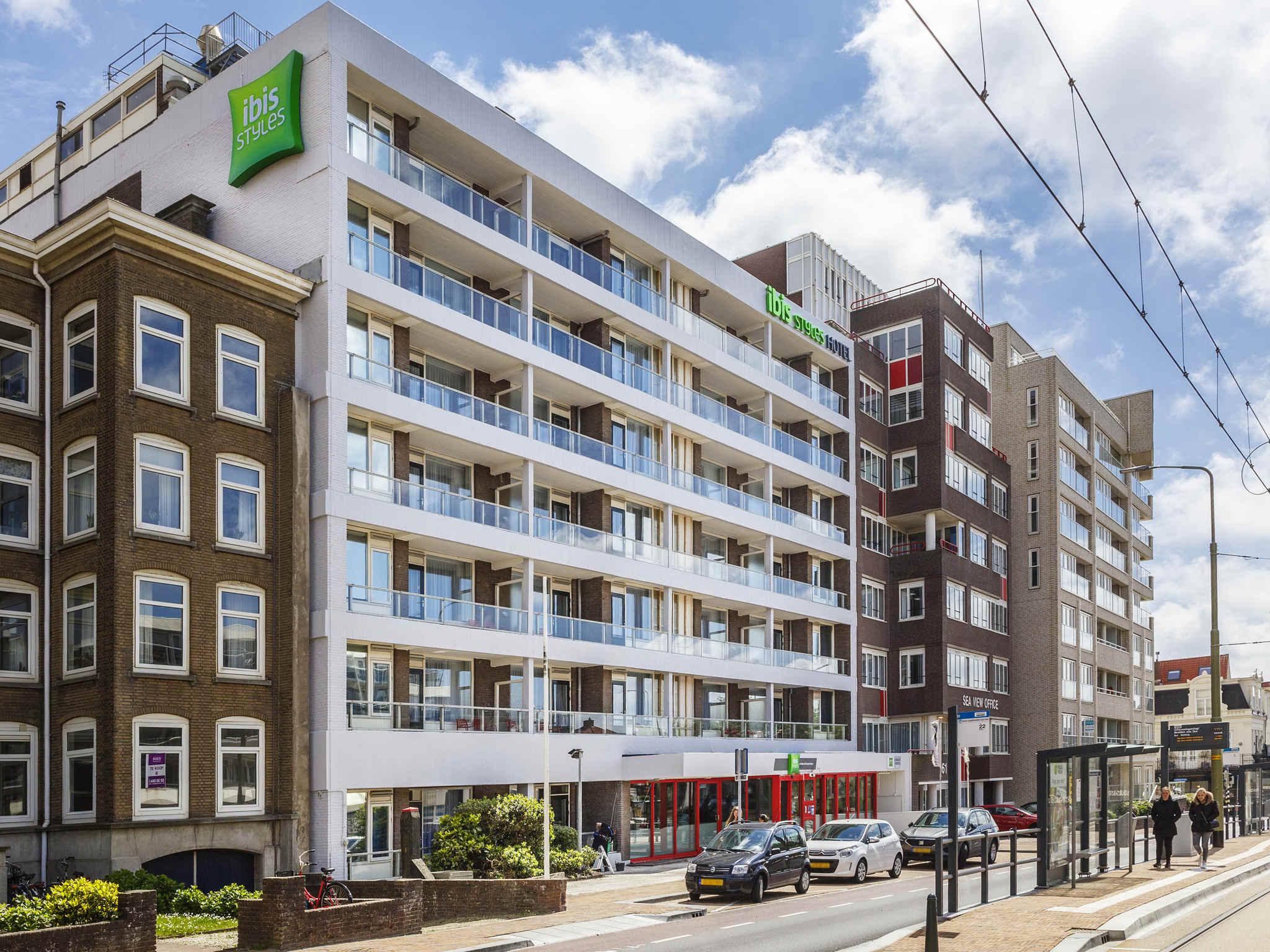 Cheap Hotel Hague - Ibis Beach