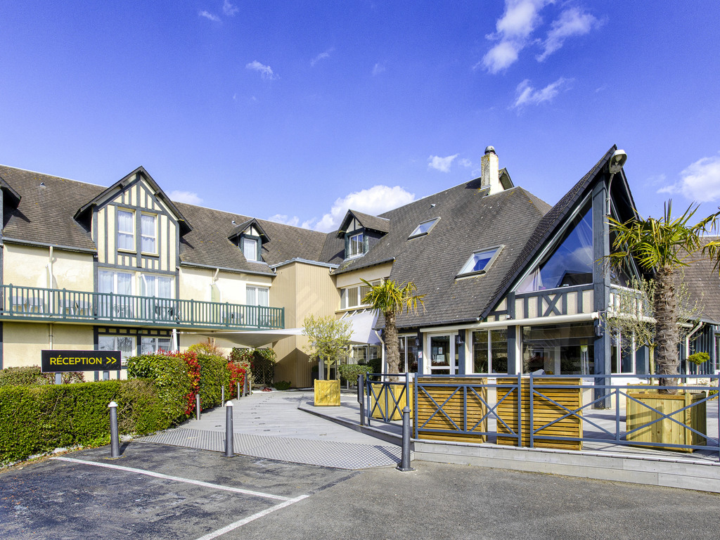 Hotel In Cabourg Mercure Cabourg Hotel Spa Accor