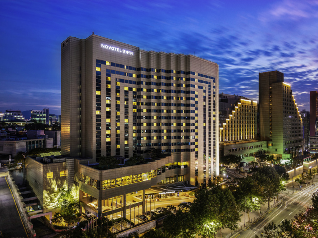 Novotel Ambassador Seoul Gangnam Accorhotels Accor