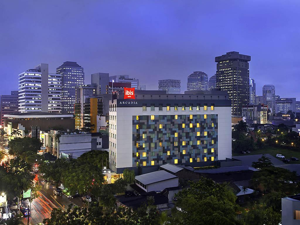 Hotel In Jakarta Thamrin Ibis Jakarta Arcadia Accorhotels