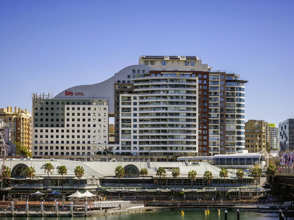 Ibis Sydney Darling Harbour Accorhotels