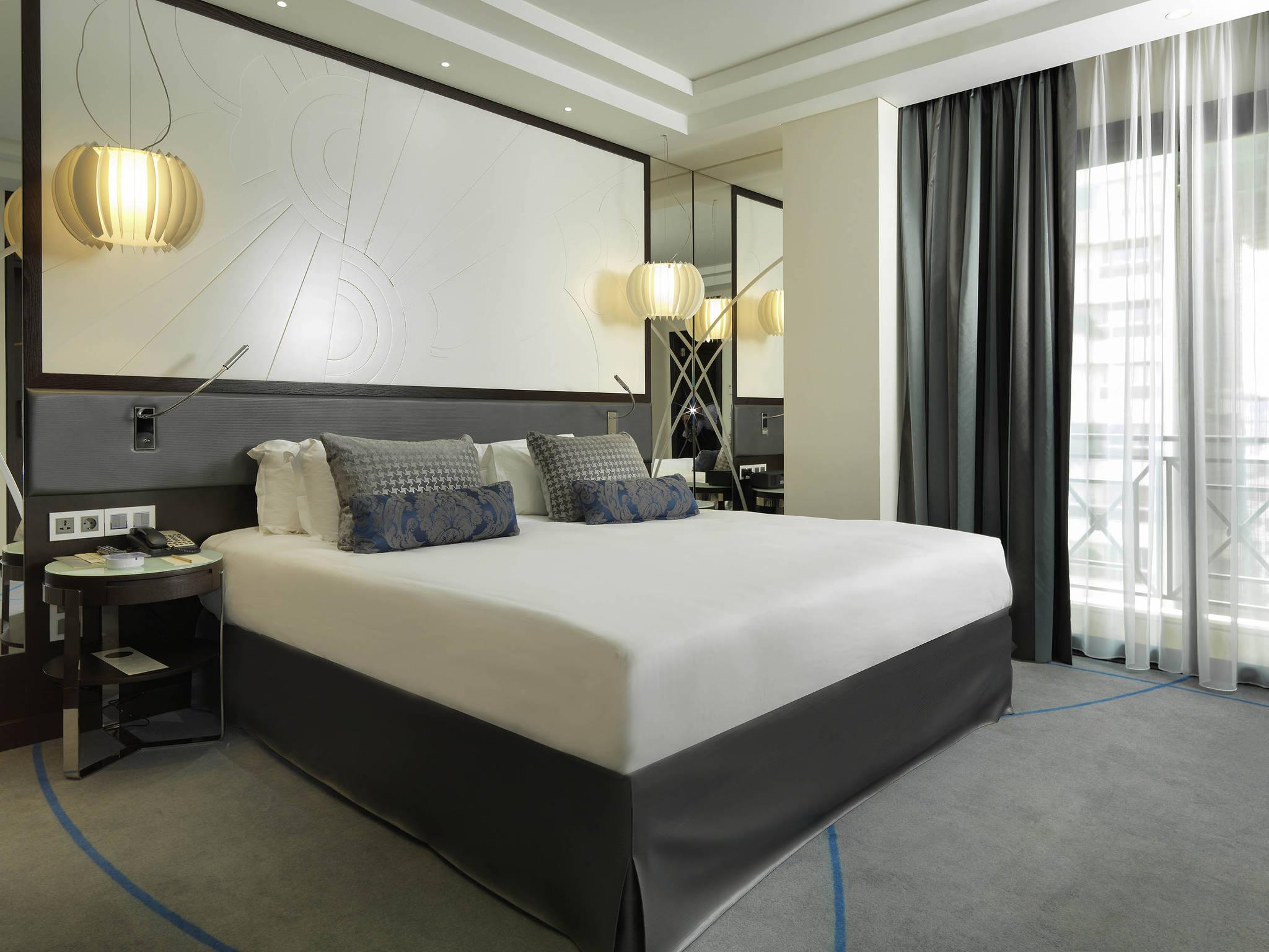 Rooms - Sofitel Beirut Le Gabriel