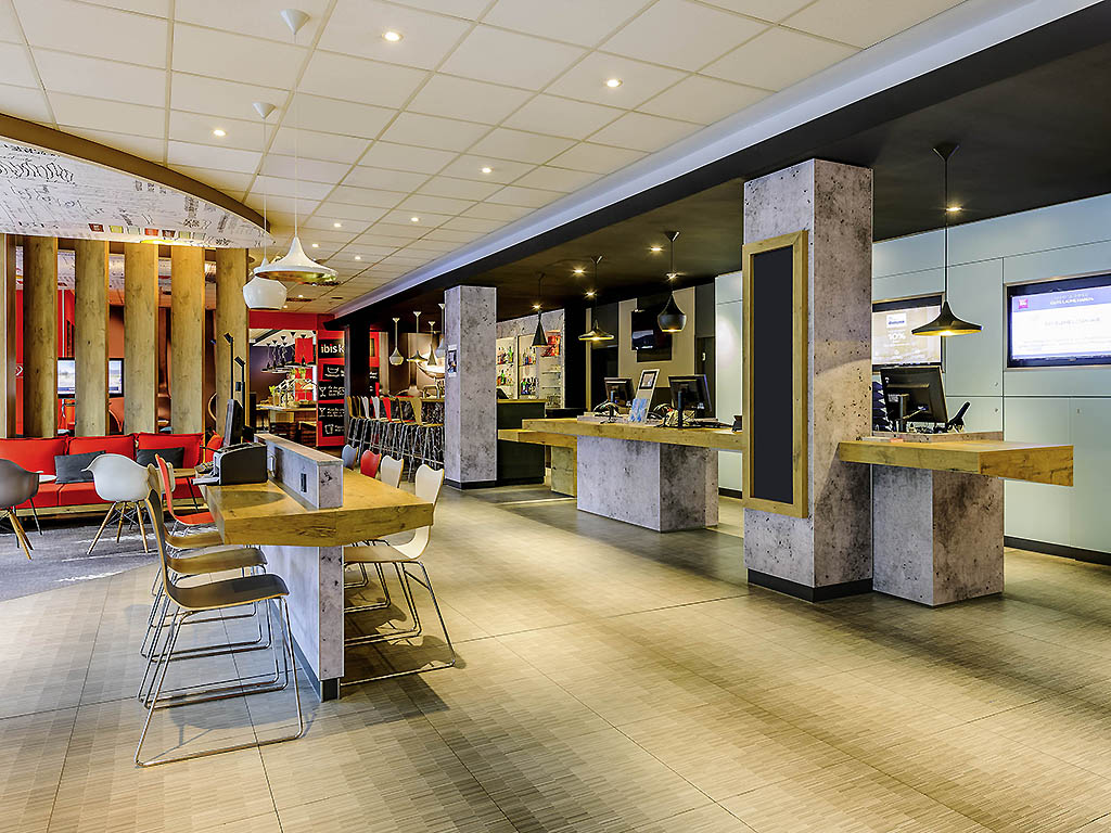 Hotel Ibis Frankfurt Airport Book Now 24 Hour Services