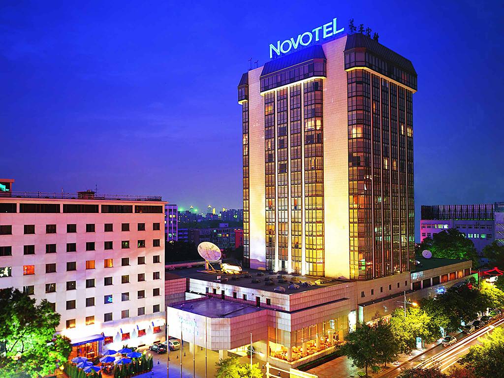 Hotel In Beijing Novotel Beijing Peace Accor