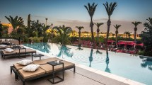 Luxury Hotel Marrakech Sofitel Lounge & Spa