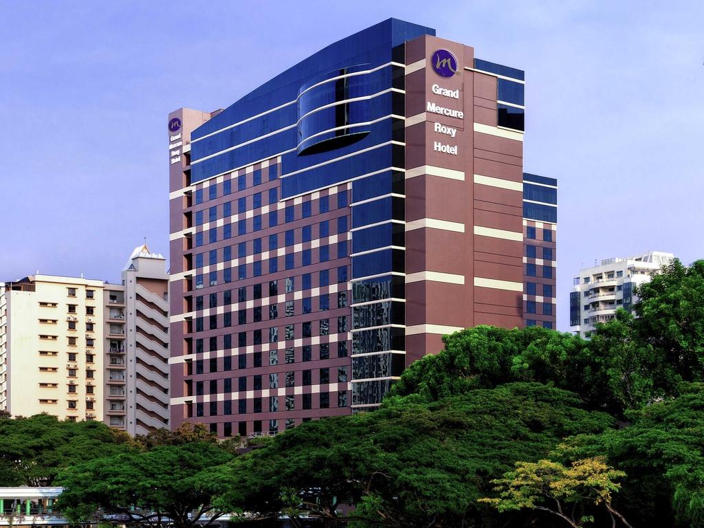 Grand Mercure Singapore Roxy East Coast Accorhotels Accor