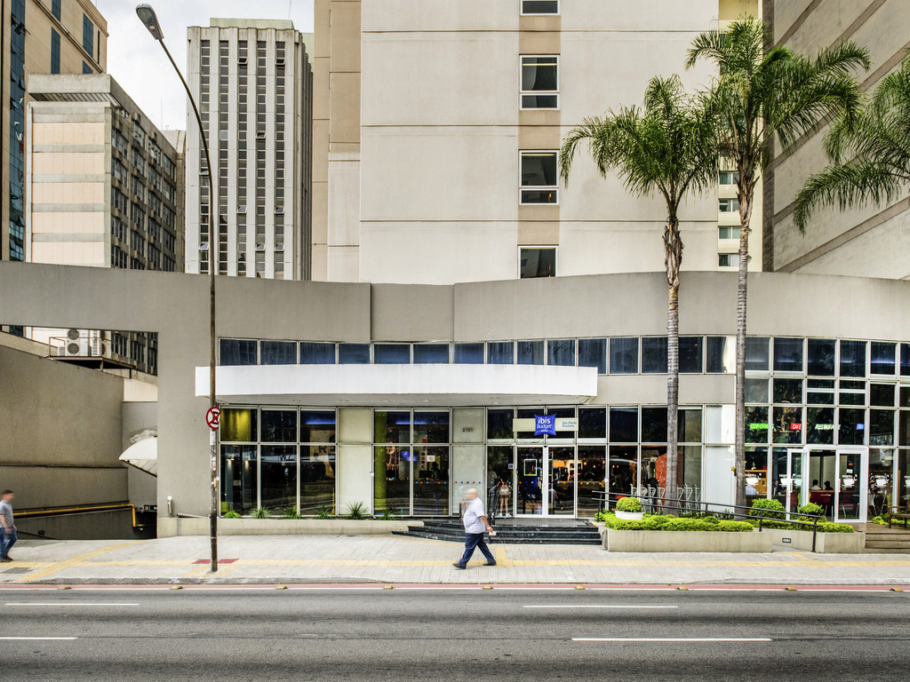 Cheap Hotel Sao Paulo Ibis Styles Sp Faria Lima