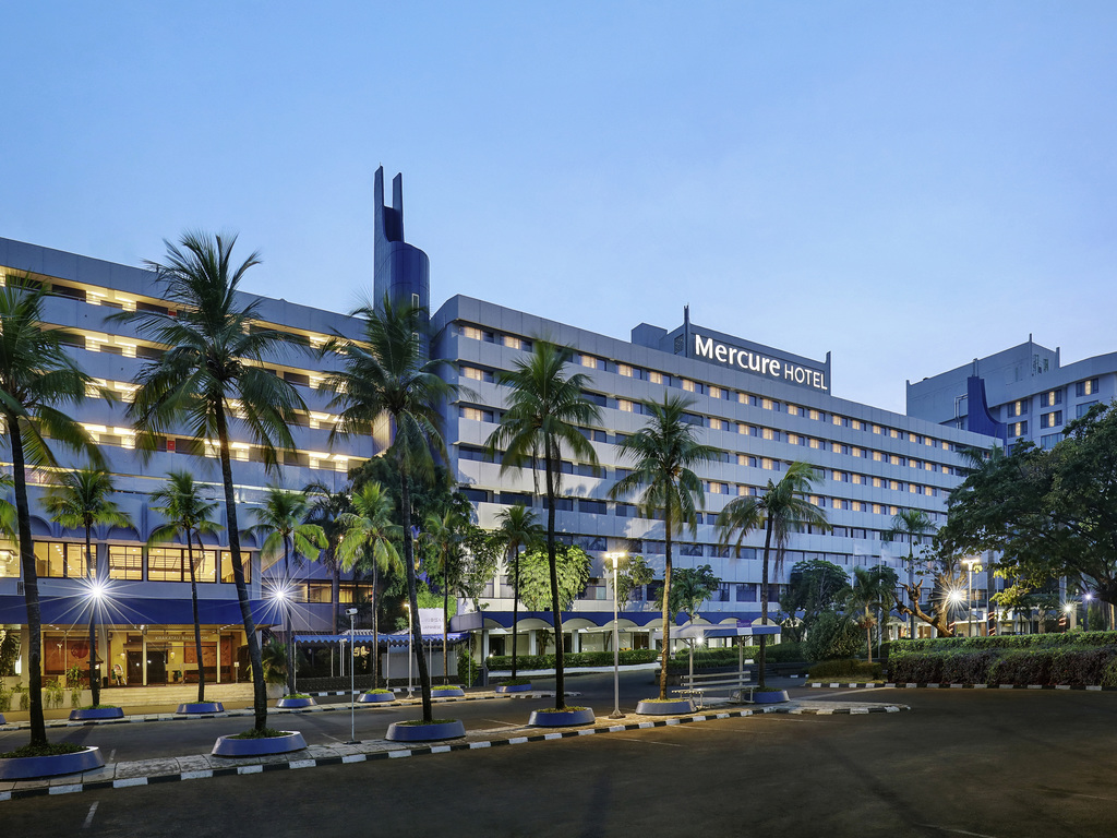 Hotel In North Jakarta Mercure Convention Center Ancol