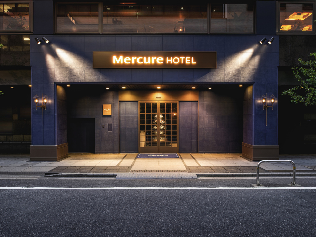 Mercure Tokyo Ginza Accorhotels Accor