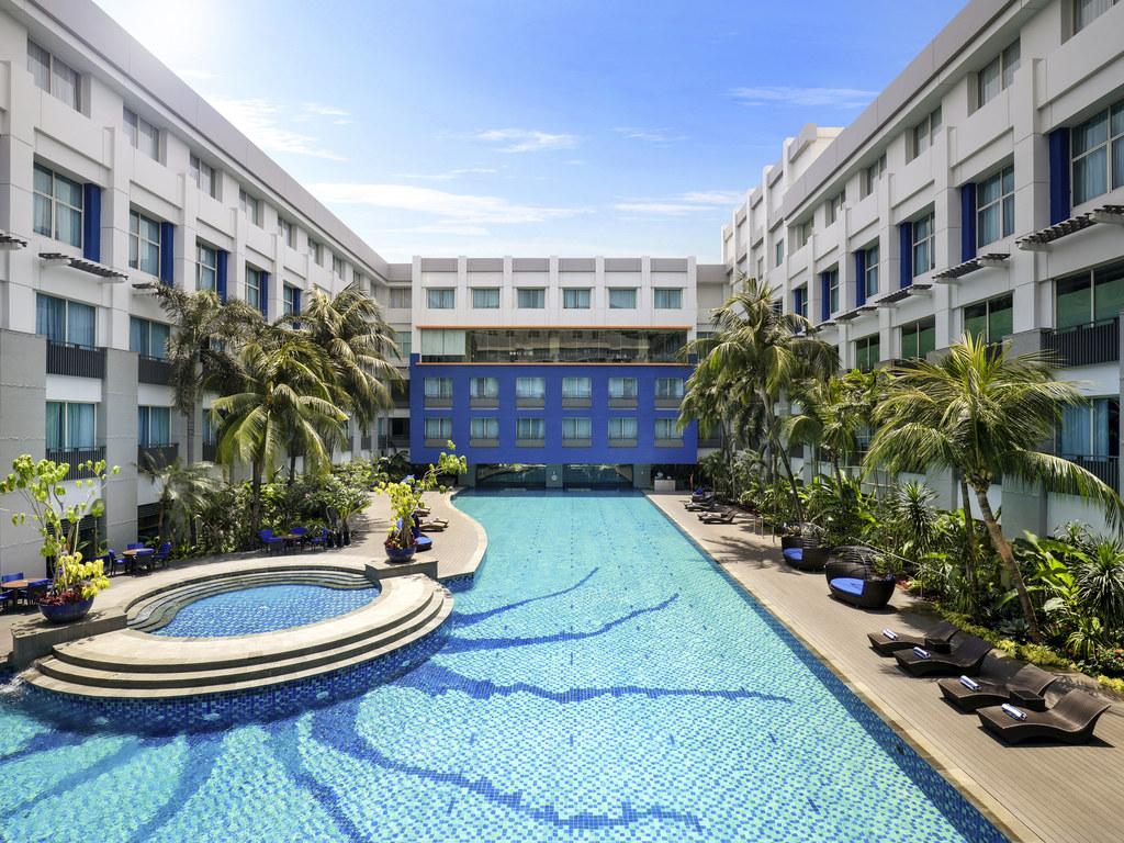Novotel Jakarta Mangga Dua Square 4 Star Mangga Dua Hotel