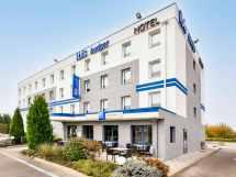 Central Hotel Ibis Dijon France