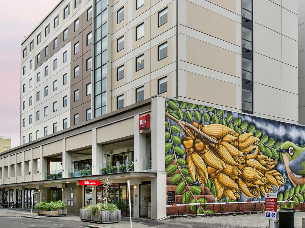 Ibis Christchurch Hotel Budget Accommodation In Cbd