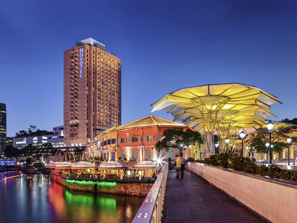 Novotel Singapore Clarke Quay City Centre Accorhotels