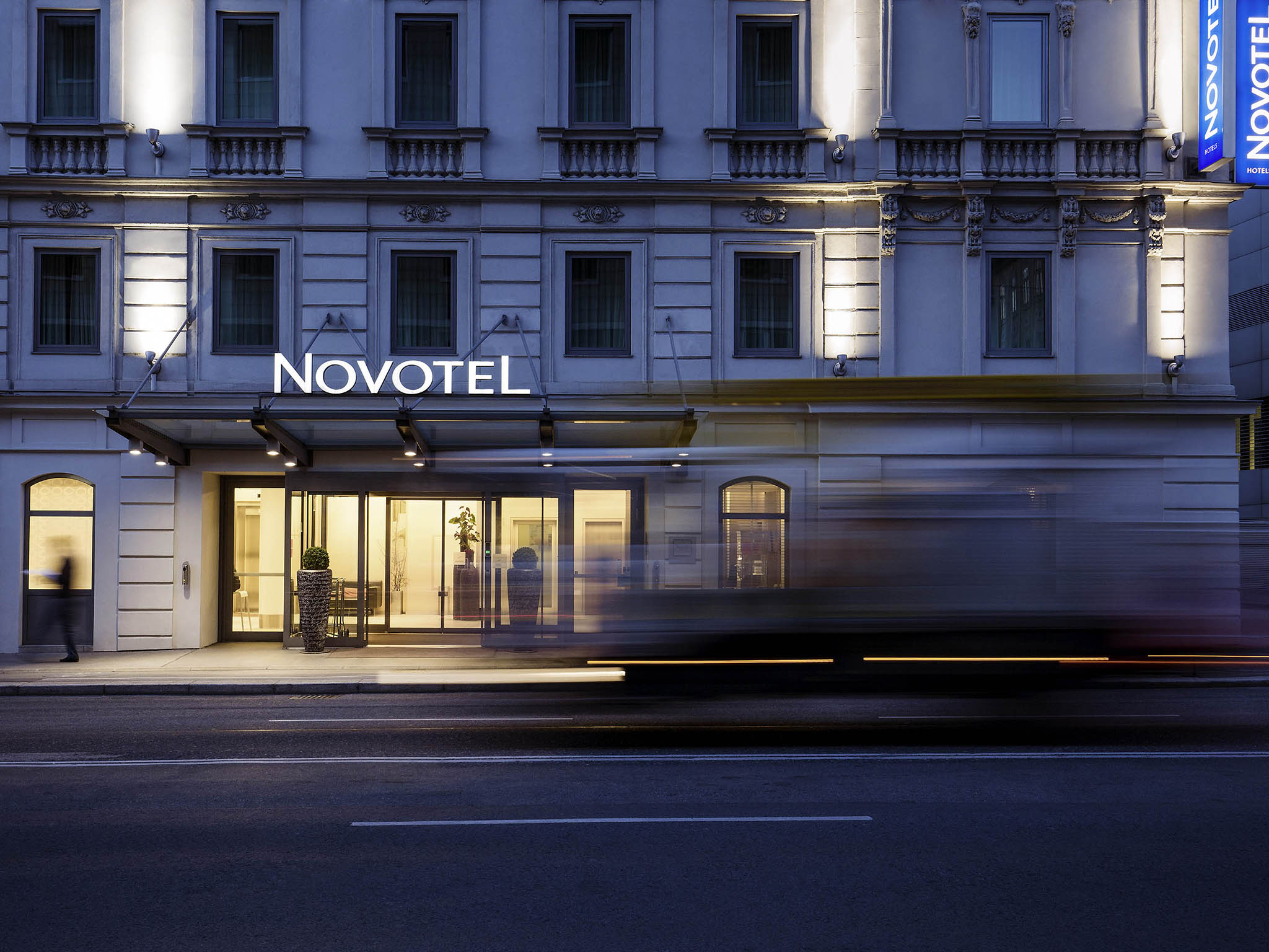 Novotel Wien City - Hotel Vienna 1020 Accor