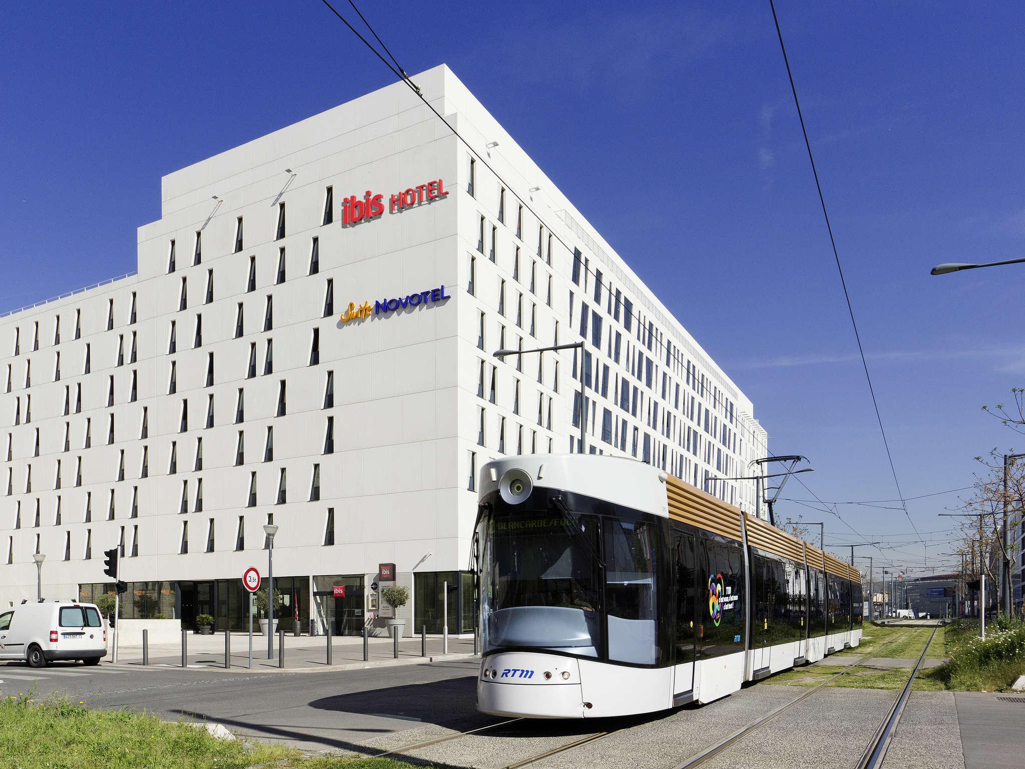 Tel Marseille - Ibis Centre Eurom