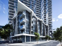 Melbourne Docklands Buildings