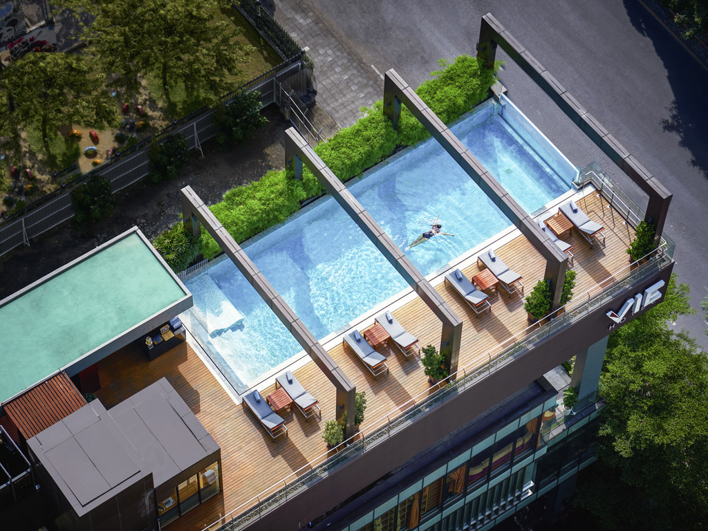 Vie Hotel Bangkok Mgallery By Sofitel Accorhotels Accor