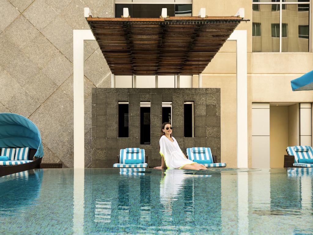 Novotel Deira City Centre Hotels In Deira Accorhotels