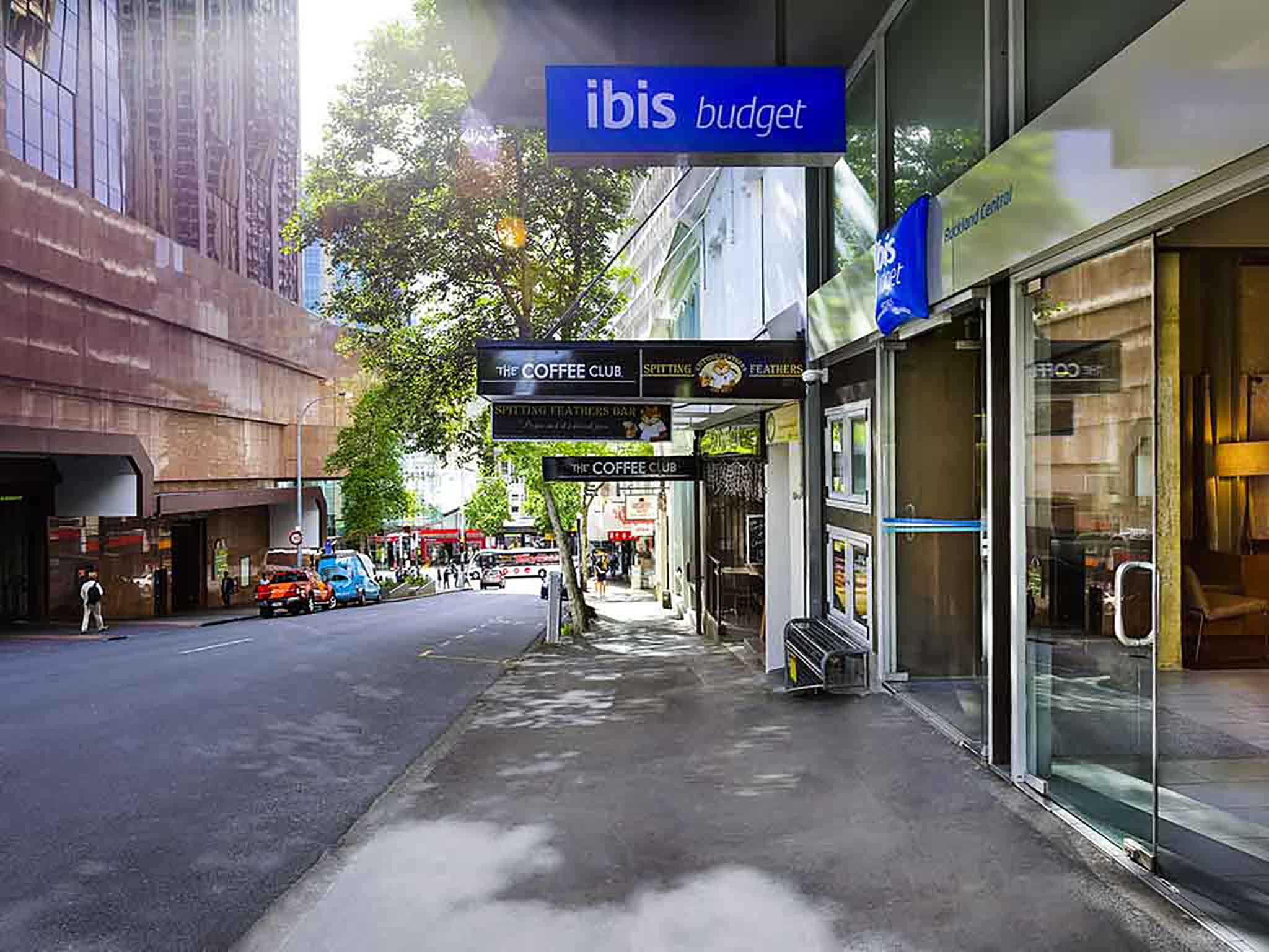 Ibis Budget Auckland Central - Hotel Accommodaton In Auckland Cbd