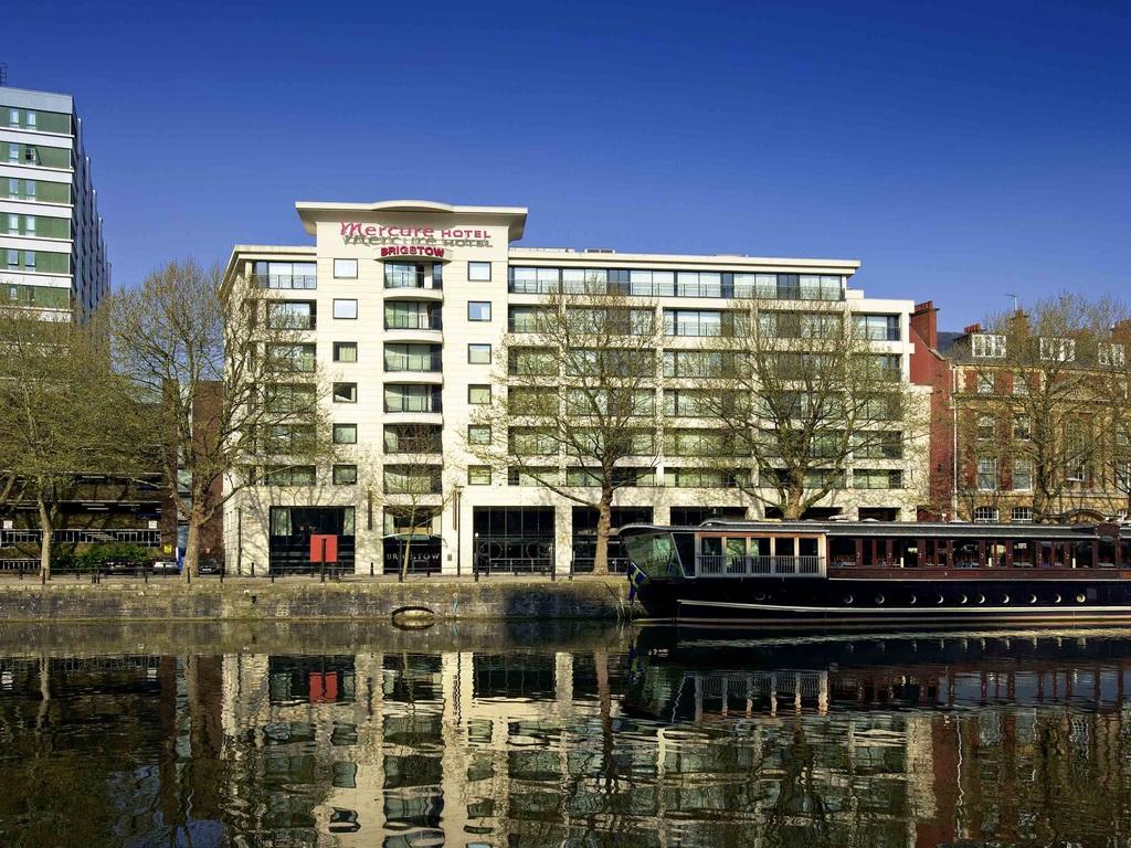 Mercure Bristol Brigstow Comfortable Hotel In Bristol Accor