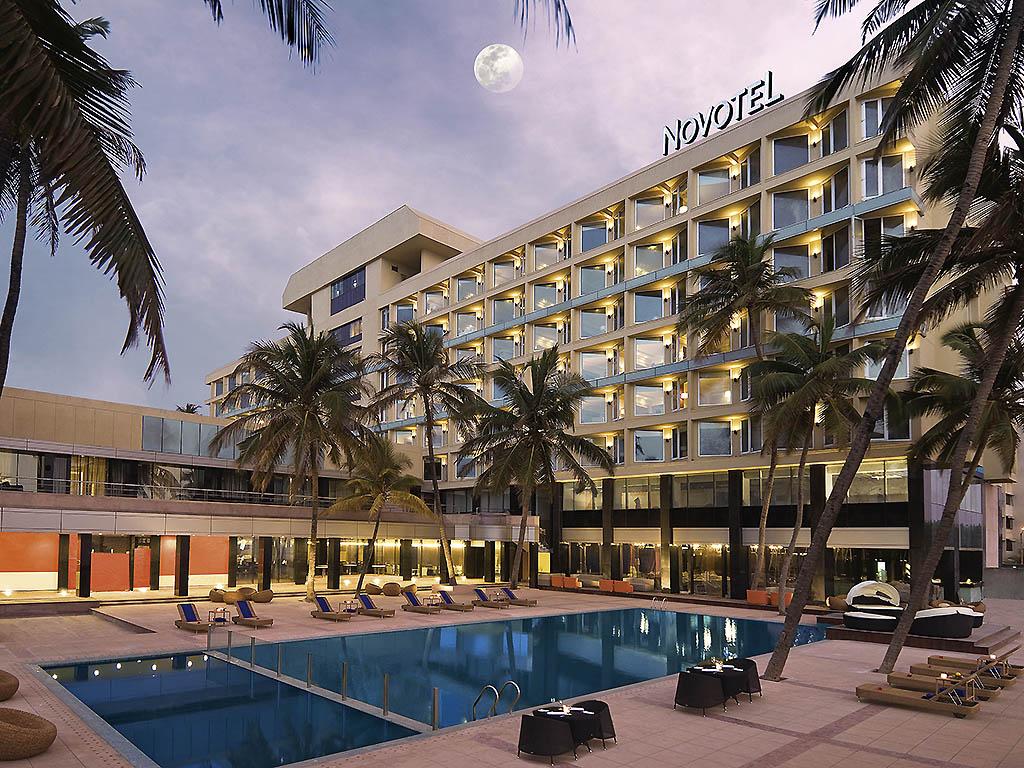 Novotel Mumbai Juhu Beach Located On Beach Near Airport