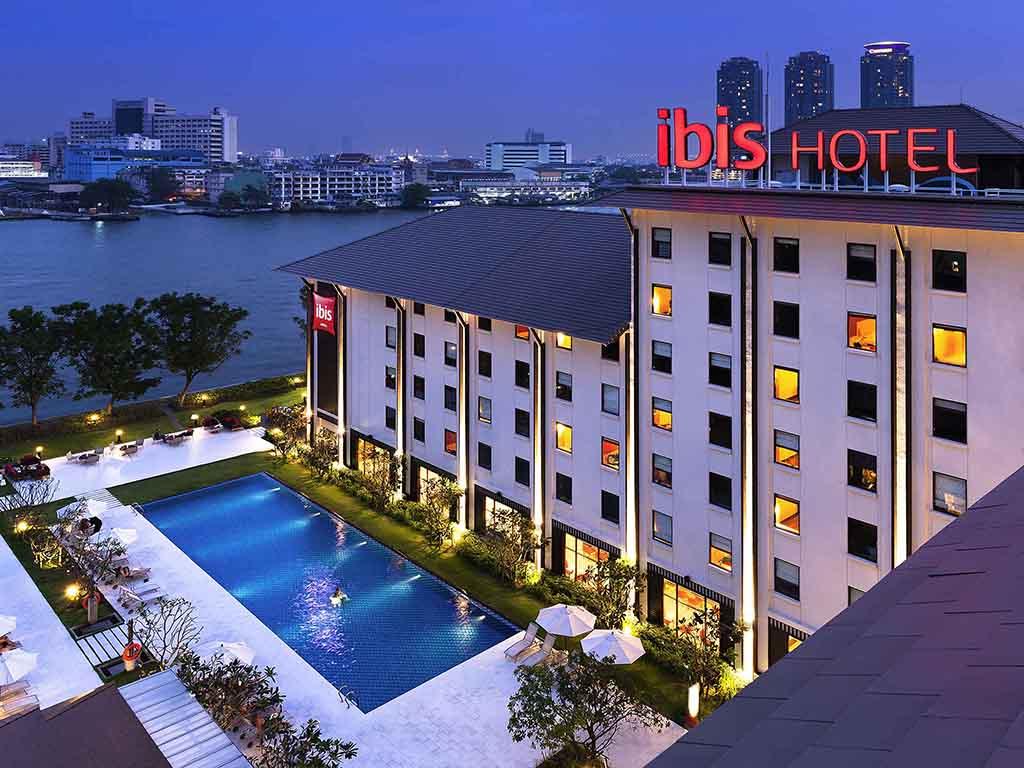 Ibis Bangkok Riverside Hotel Accor Accor