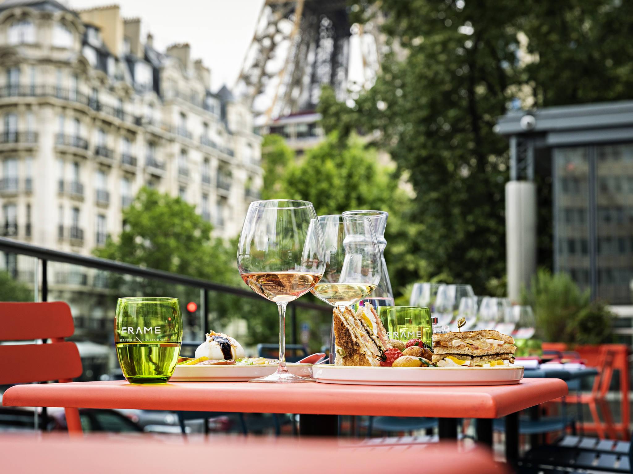 Hotel Tour Eiffel - Pullman Paris Accorhotels