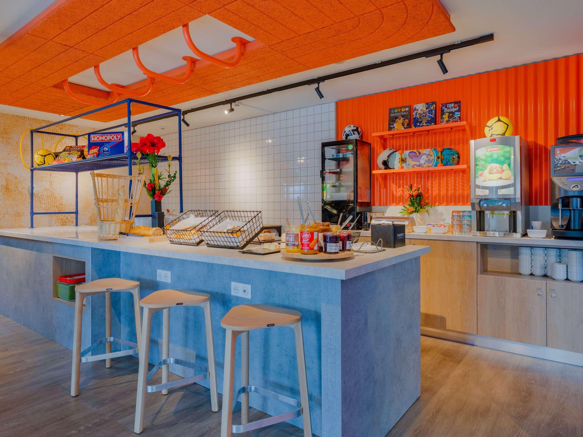 Hotel In Saint Quentin Fallavier - Ibis Budget Lyon L'isle