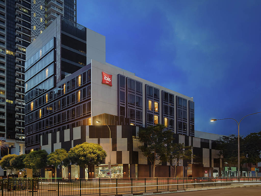 Ibis Singapore Novena Balestier Novena Accorhotels Accor