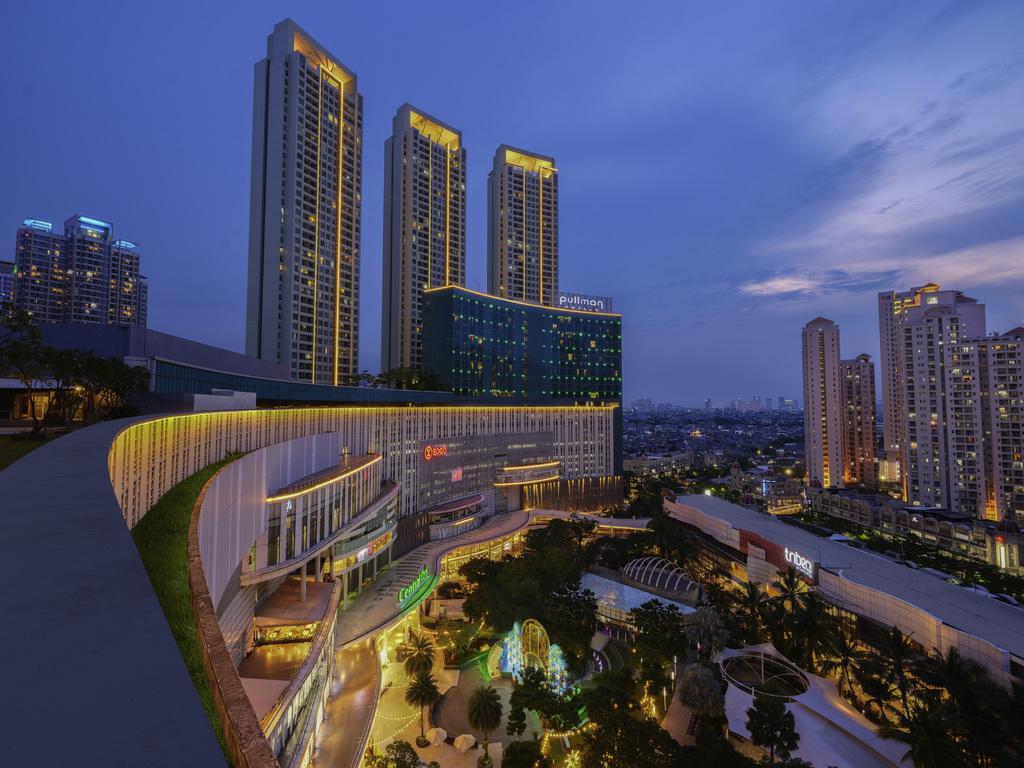 Pullman Jakarta Central Park 5 Star Hotel Inwest Jakarta