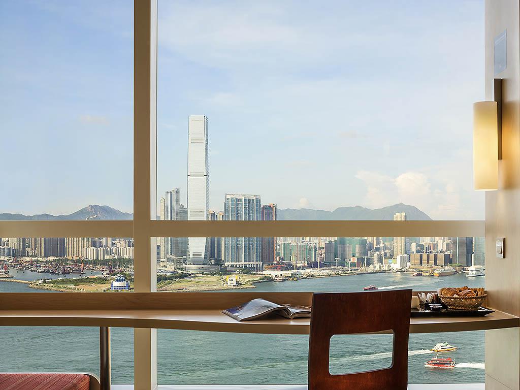 Hotel In Hong Kong Ibis Hong Kong Central Sheung Wan Accor